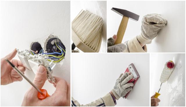Maintenance and Renovation
